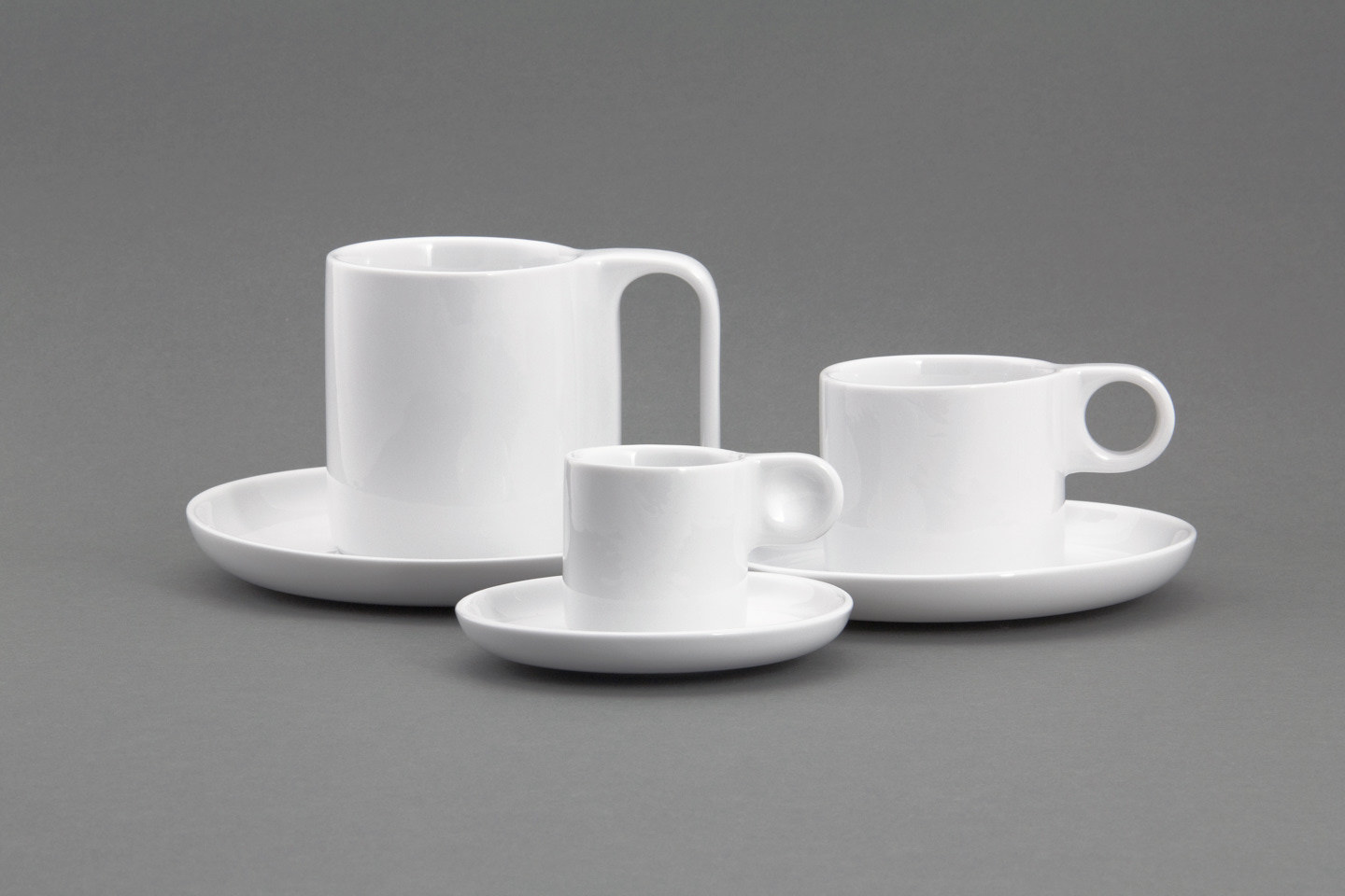 Coffee Cups Office For Product Design